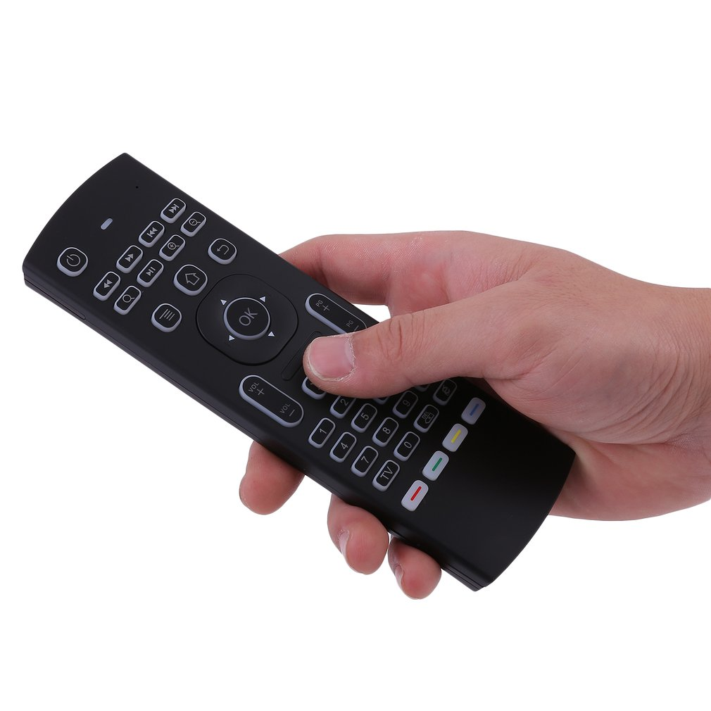 LOT 17 New2.4G Backlight Wireless Remote Control Keyboard forGoogle TV Box OY 11