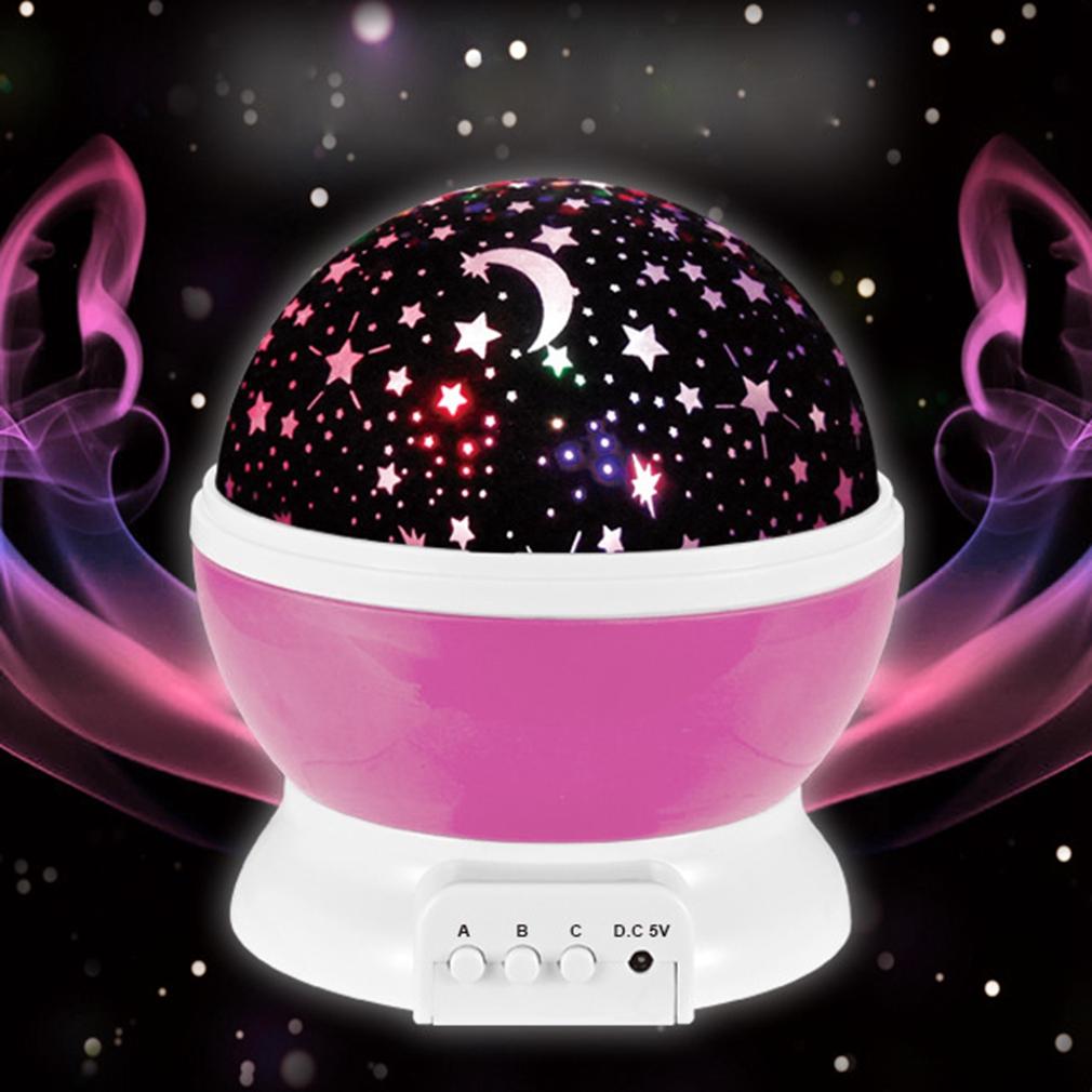 Star-Master-LED-Sternenhimmel-Projektor-Lampe-Nachtlicht-fuer-Kinder-amp-Dekoration